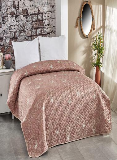 Komfort Home Çift Kişilik Çok Amaçlı Örtü - Pike 200x220 CM / V20 Renkli